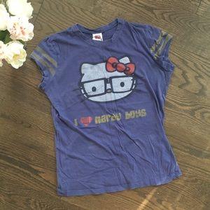 Sanrio Hello Kitty I ❤️ Needy Boys T-Shirt